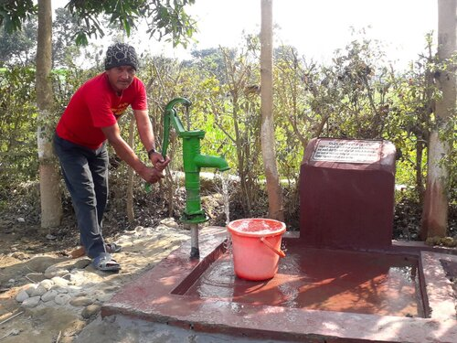 Nepal+Well+#388+Quenched